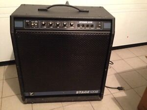 Yorkville Stage 120 bass amplifier / amplificateur