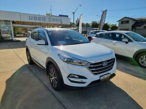 2016 Hyundai Tucson Active X White Automatic Liftback Young Young Area Preview