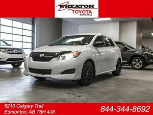 2011 Toyota Matrix Hatchback, AUX, Power Windows, Power Locks
