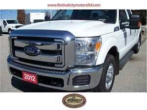 2012 Ford F-350 Crew Cab Long Box 2WD | CERTIFIED
