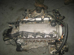 96 00 HONDA CIVIC OBD2 SOHC D15B NON VTEC ENGINE 5SPEED TRANS
