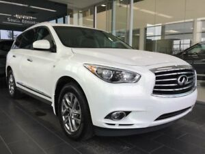 2014 Infiniti QX60 LUXURY, HEATED LEATHER, ACCIDENT FREE