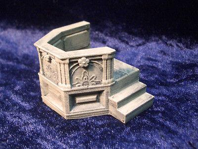 Pulpit Unpainted Resin Thomarillion Terrain Dwarven Forge D&D