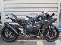 Kawasaki Ninja H2 - Supercharged!