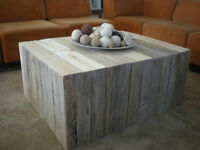 Magnifiques tables basses/Gorgeous living-room tables