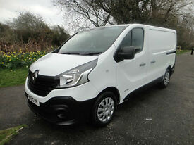 Renault Trafic 1.6dCi Low Roof SL29 115 Business