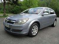 Vauxhall Astra Club 16v Twinport 5dr PETROL MANUAL 2004/54