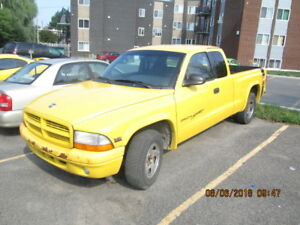 dodge dakota 1999 a vendre ou echange