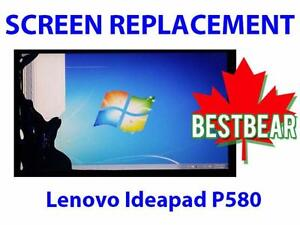 Screen Replacment for Lenovo Ideapad P580 Series Laptop