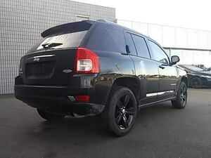 2012 Jeep Compass North 4x4 HEATED SEATS SUNROOF BLACK PAINTED A London Ontario image 7