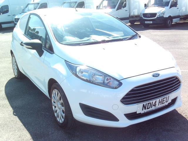 0583399626 Ford Fiesta DIESEL 1.5 TDCI VAN EURO 5 6 DIESEL MANUAL WHITE (2014)