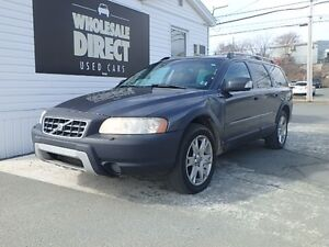 2007 Volvo XC70 WAGON AWD CROSS COUNTRY 2.5T