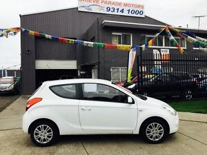 2011 Hyundai i20 PB MY11 Active 4 Speed Automatic Hatchback Brooklyn Brimbank Area Preview