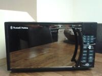 Russell Hobbs Touch Control 700w Microwave Black