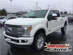 Ford F-250 Platinum 4x4 Diesel GPS Cuir Toit Panoramique MAGS 20