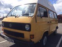 T25 VW Campervan 4 berth for Sale