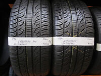 R84 2X 275/35/20 102W PIRELLI P ZERO NERP J M+S ALL SEAZON 2X7,5MM TREAD