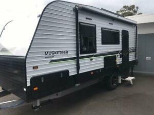 2019 Crusader WARRIOR 17 Caravan Unanderra Wollongong Area Preview