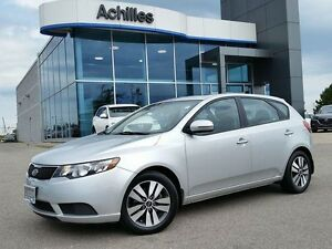 2013 Kia Forte 5-Door EX, Auto, Moonroof, Alloys