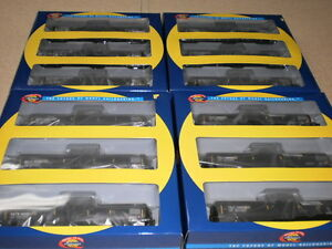 Athearn  HO scale  30K gal.  ethanol tank cars  12 total