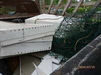 Free Scrap Removal of any kind