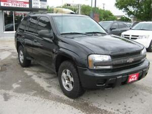 2007 CHEVROLET TRAILBLAZER LS ( CLEAN TITLE )
