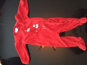 Disney one piece baby outfit