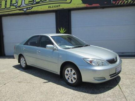 2004 Toyota Camry ACV36R Ateva Green 5 Speed Auto Active Select Sedan O'Connor Fremantle Area Preview
