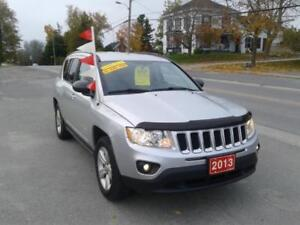 2013 Jeep Compass Sport 4X4 (Ronnie B's Bloomfield) WE FINANCE