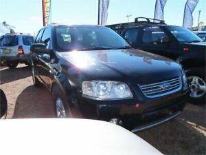 2006 Ford Territory SY Ghia Black 4 Speed Sports Automatic Wagon Minchinbury Blacktown Area Preview