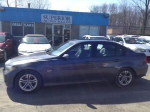 2008 BMW 3 Series 328xi Fully Certified! Glass claim $180.00