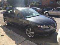Mazda 3 Sport GT / CUIRE / TOIT OUVRANT / 2 800$