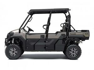 *Brand New* Kawasaki PRO-FXT Ranch Edition 3.9% Com/Farm $18255!