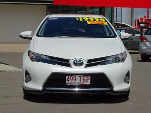 2013 Toyota Corolla ZRE152R Ascent Sport White 4 Speed Automatic Sedan Garbutt Townsville City Preview