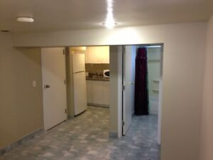small Legal  1 bedroom basement apartment in Newmarket