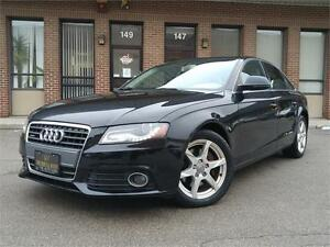 2009 Audi A4, QUATTRO, LOADED, POWER GROUP 416-742-5464