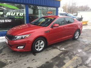 "2015 KIA OPTIMA LX ""ONLY 24000 KM"""