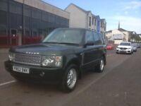 2002 Range Rover 3.0 Td6 diesel