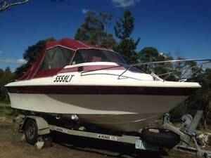 Streaker 15ft  4.6m Cuddy Cabin.  Great Boat Travellers Rest Meander Valley Preview