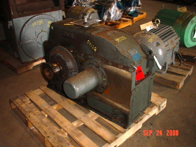 400 HP Falk Offset Parallel Gear Reducer, 2.805 Ratio, Model 100Y1-S