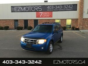 2011 Ford Escape XLT--4WD--WE FINANCE!