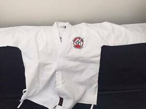 Karate / Martial Arts Uniform, Excellent Condition, Hardly-used North Perth Vincent Area Preview