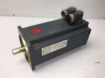 Siemens 3-permanent Magnet Motor 1ft5044-0ak01-1-z Used Warranty