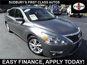 2015 Nissan Altima 2.5 SV!! SUNROOF!! HEATED SEATS!! ALLOYS!!