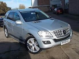 Mercedes-Benz ML300 3.0CDI Blue F 7G-Tronic ( New Gen ) Sport