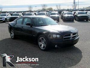 2006 Dodge Charger R/T RWD- Heated Leather, Sunroof! HEMI!