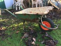 Wheel Barrow (s) - old suitable for concreting