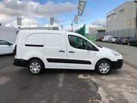 Peugeot Partner L2 716 1.6HDI 92PS CREW VAN EURO 5 DIESEL MANUAL WHITE (2014)