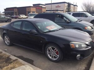 2007 Pontiac Grand Prix GT SUPERCHARGED