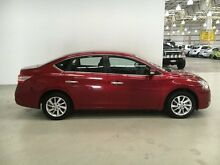 2014 Nissan Pulsar B17 ST Red 1 Speed Constant Variable Sedan Edgewater Joondalup Area Preview